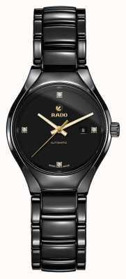 RADO Echte Diamanten Hightech-Keramik R27059712