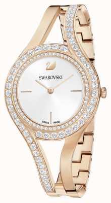 Swarovski | ewig | roségoldfarbenes Stahlband | Kristall gesetzt | Weiß 5377576