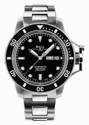 Ball Watch Company Herreningenieur Kohlenwasserstoff | original | Automatik Edelstahl DM2118B-SCJ-BK