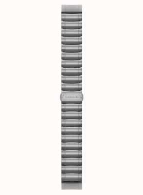 Garmin Quickfit 22 Uhrenarmbänder Hybrid-Metallarmband 010-12738-20
