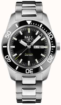Ball Watch Company | ingenieur meister ii | skindiver kulturerbe | DM3308A-SC-BK