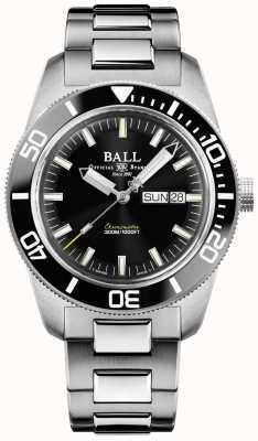 Ball Watch Company | Ingenieurmeister ii | skindiver Erbe | DM3308A-SC-BK
