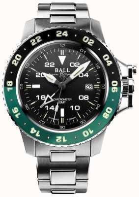 Ball Watch Company | Ingenieur Kohlenwasserstoff | flugzeug ii | DG2018C-S11C-BK