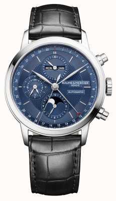 Baume & Mercier Classima | vollständiger Kalender | automatisch | Chronograph M0A10484