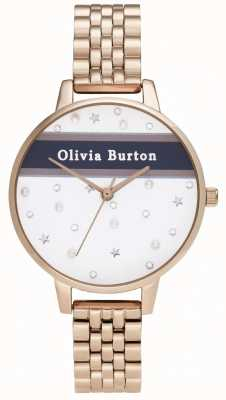 Olivia Burton Frauen | demi | Uni | roségold pvd OB16VS06