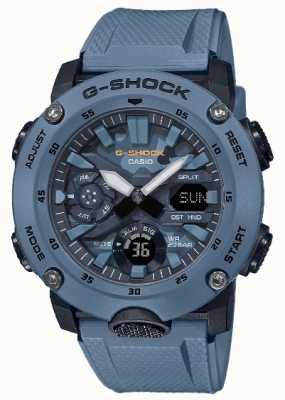 Casio Herren G Schock Carbon Core Uhr Tarnung GA-2000SU-2AER