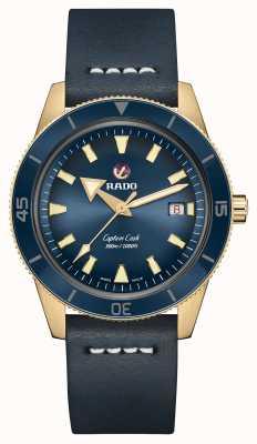 RADO Xl 'Captain Cook' automatische Bronze R32504205