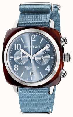 Briston Clubmaster-Klassiker | Chronograph | 19140.SA.T.25.NIB