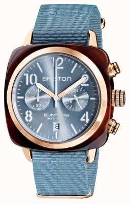 Briston Clubmaster classic | Chronograph | 19140.PRA.T.25.NIB