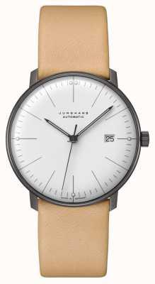 Max Rechnung automatische Junghans Uhr 027/4000.04