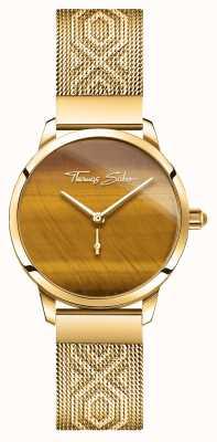 Thomas Sabo | Glamour und Seele Frauengartengeist | Tigerauge Gold WA0364-264-205-33