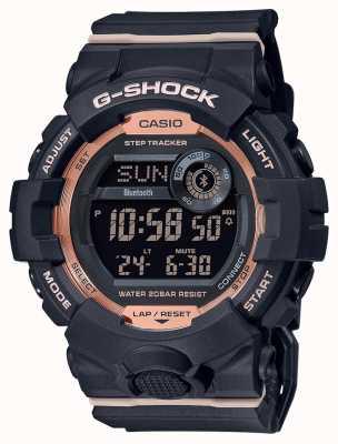 Casio G-Schock | g-Squad | schwarzes Kautschukband | Bluetooth GMD-B800-1ER