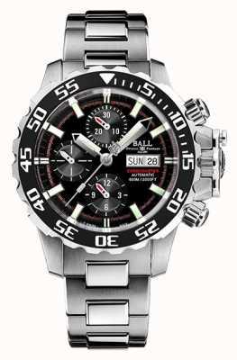 Ball Watch Company Ingenieur Kohlenwasserstoff nedu | Edelstahlarmband | DC3026A-S4C-BK