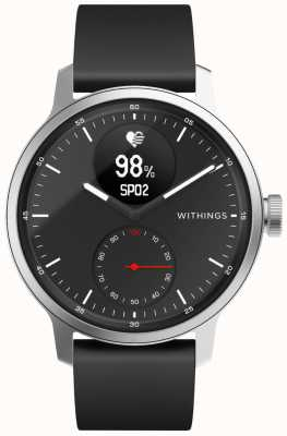 Withings Scanwatch 42mm - schwarz HWA09-MODEL 4-ALL-INT