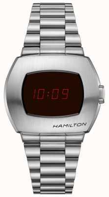 Hamilton Psr | Edelstahlarmband H52414130
