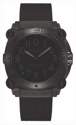 Hamilton Tenet Uhr unter Null limitierte Auflage blau gebraucht H78505331