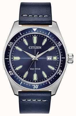 Citizen Herren Vintage Sport Eco-Drive Uhr AW1591-01L