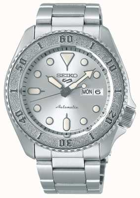 Seiko Herren | automatisch | Silber | Sport | Armband SRPE71K1