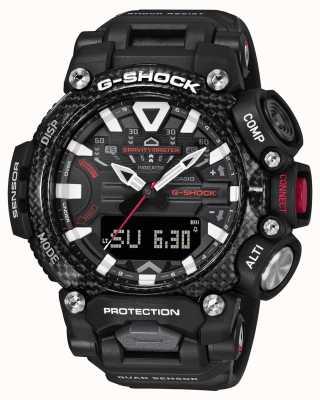 Casio G-Schock Schwerkraftmeister | Kohlenstoffkern | Bluetooth | schwarz GR-B200-1AER