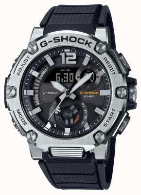 Casio | g-schock | g-Stahl | Carbon Core Guard | Bluetooth | Solar | GST-B300S-1AER