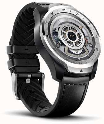 TicWatch Pro 2020 Flüssigmetall Silber Smartwatch 139864-WF12106