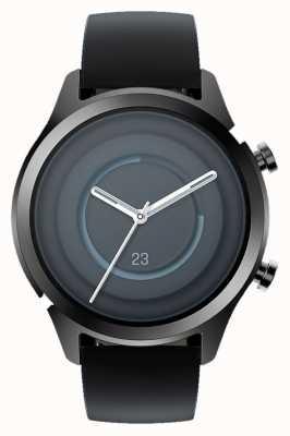 TicWatch C2 + Smartwatch Onyx schwarz 139865-WG12036