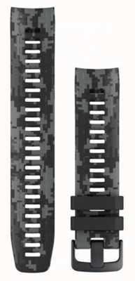 Garmin Instinkt graphitgrau Tarnarmband 010-12854-27
