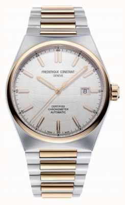 Frederique Constant Highlife | automatisch | Stahlarmband | extra Gurt | cosc FC-303V4NH2B