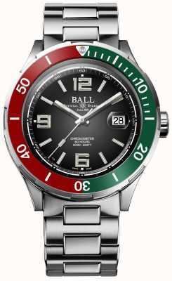 Ball Watch Company Roadmaster m | Erzengel | limitierte Auflage | Chronometer DM3130B-S7CJ-GR