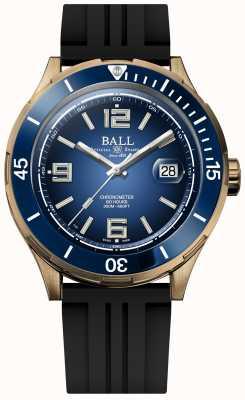 Ball Watch Company Roadmaster m | Erzengel Bronze | limitierte Auflage | DD3072B-P1CJ-BE