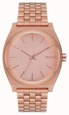 Nixon Zeitmesser | alles roségold | Roségold Armband | roségoldenes Zifferblatt A045-897-00
