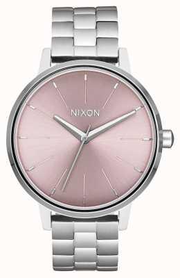 Nixon Kensington | Silber / blasser Lavendel | Edelstahlzifferblatt A099-2878-00