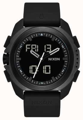 Nixon Ripley | schwarz | digital | schwarzer TPU-Gurt | A1267-000-00