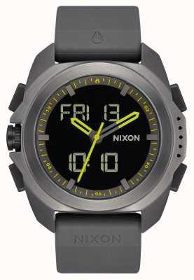 Nixon Ripley | Rotguss | digital | Rotgrauer TPU-Gurt | A1267-131-00