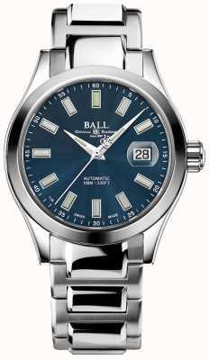 Ball Watch Company Ingenieur III Wunder | Edelstahl | blaues Zifferblatt NM2026C-S10J-BE