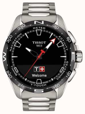 Tissot T-touch connect solar | Titan T1214204405100