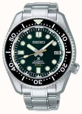 Seiko Prospex Taucher '' Island Green '' Limited Edition SLA047J1