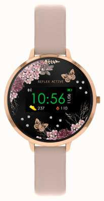 Reflex Active Serie 3 Smartwatch | nackter rosa Riemen RA03-2014
