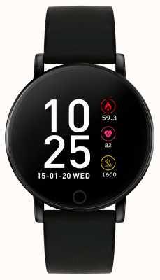Reflex Active Serie 5 Smartwatch | Stundenmonitor | Farb-Touchscreen | schwarzer Riemen RA05-2022