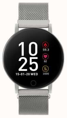 Reflex Active Serie 5 Smartwatch | Stundenmonitor | Farb-Touchscreen | Stahlgitter RA05-4015