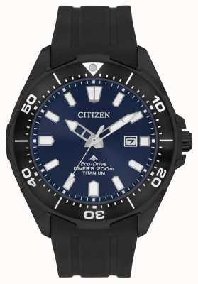 Citizen Herren Öko-Drive Promaster wr200 BN0205-10L