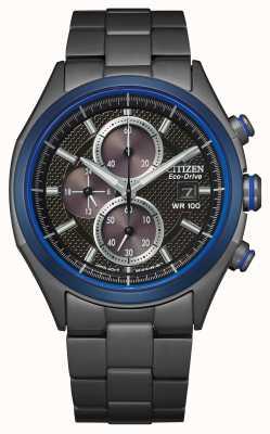 Citizen Herren Öko-Drive Armband wr100 CA0438-52E