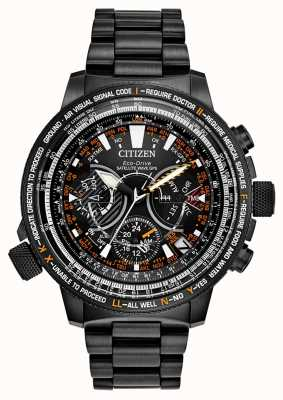 Citizen Eco-Drive Satellite Wave GPS für Herren in limitierter Auflage CC7015-55E