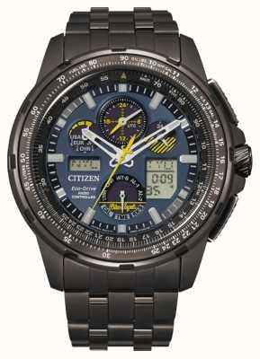 Citizen Herren Öko-Drive Promaster Skyhawk Blue Angels JY8097-58L
