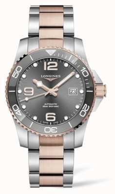 Longines Hydroconquest 41 mm Automatik Dual Tone Uhr L37813787