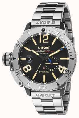 U-Boat Sommerso Edelstahlarmband 9007/A/MT