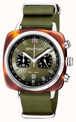 Briston | Clubmaster Sport | Acetat | oliv | 20142.SA.TS.26.NOL