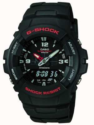 Casio G-Schock-Chronograph g-100-1bvmes G-100-1BVMUR