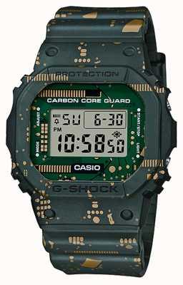 Casio G-Schock | Carbon Core Guard | austauschbare Träger und Lünette DWE-5600CC-3ER