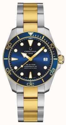 Certina ds action diver stc sonderausgabe C0328072204110